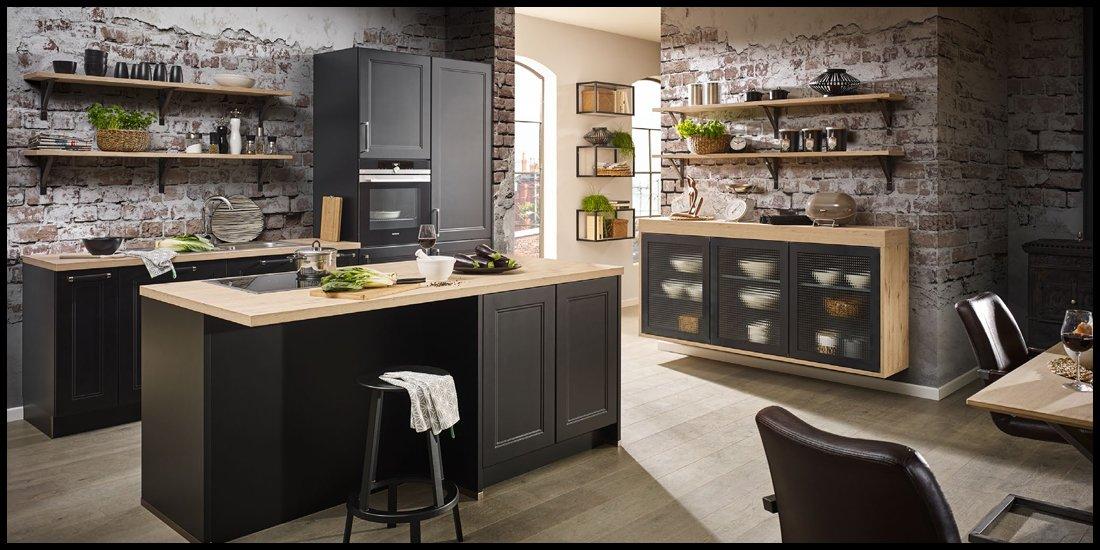 Küche Industrial | Industrial Kueche Zurbruggen De