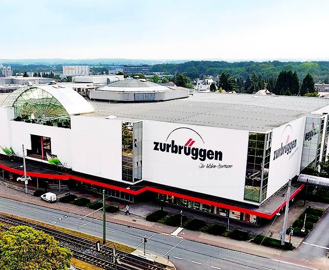 Bielefeld Zurbrüggende