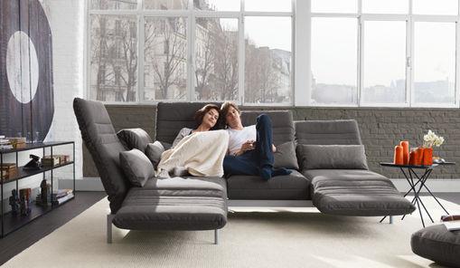 rolf benz zurbr. Black Bedroom Furniture Sets. Home Design Ideas