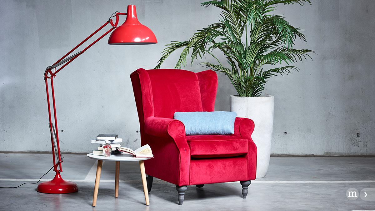 Rot Sorgt Für Eine Anregende Atmosphäre