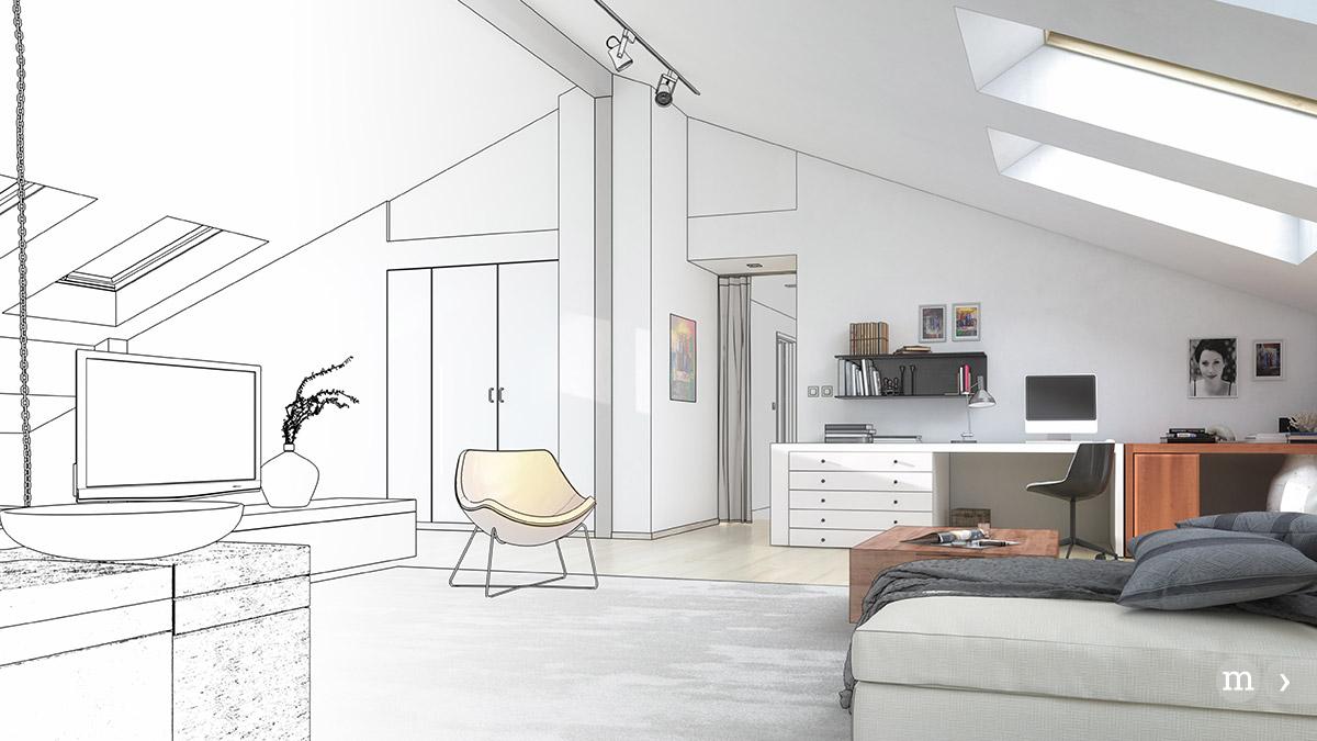 Inspirationen zur Möblierung der neuen Wohnung, aktuelle Wohntrends oder Tipps