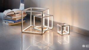 LED-Tischleuchte DELUX