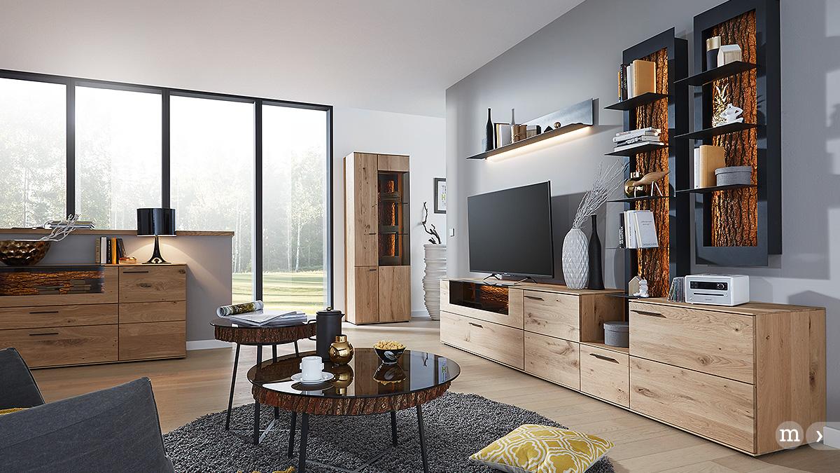 naturholzm bel zeitlos und voll im trend zurbr ggen. Black Bedroom Furniture Sets. Home Design Ideas