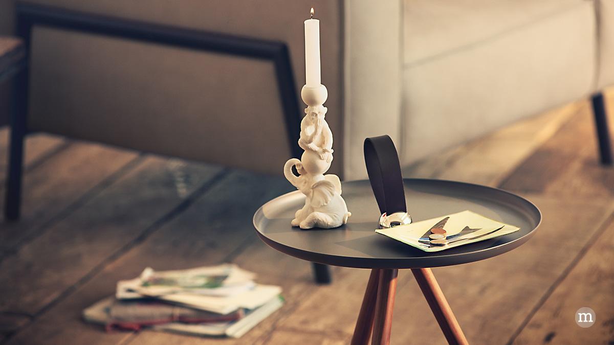 Tablett-Tisch Rolf Benz 973 von Pascal Bosetti