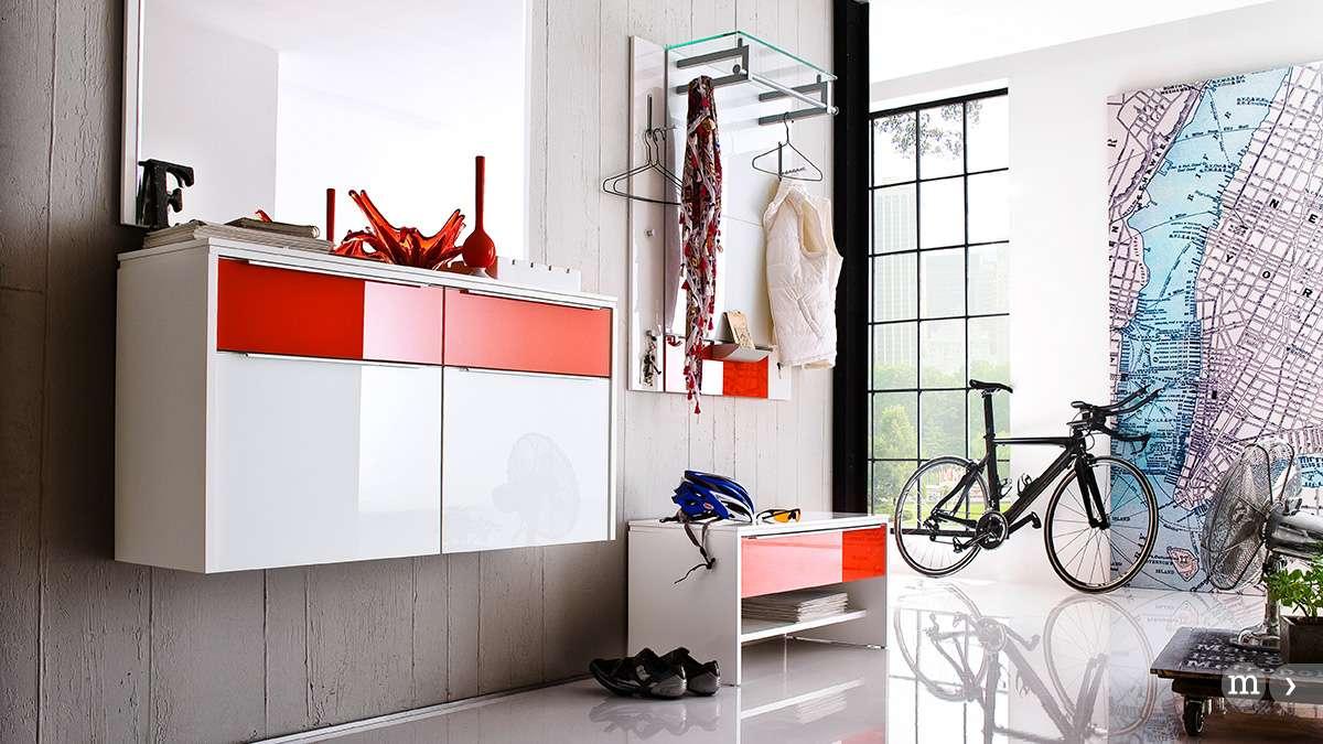 Cassando - Garderobenserie TREND mit Glasfronten