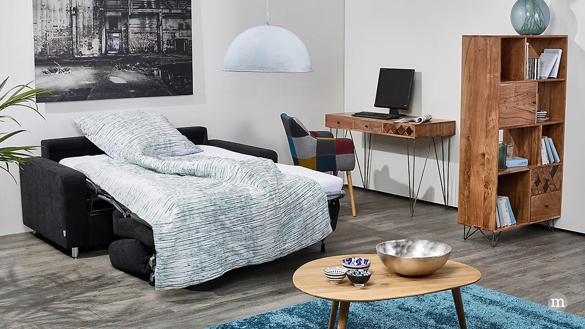 single wohnung einrichten zurbr ggen magazin. Black Bedroom Furniture Sets. Home Design Ideas