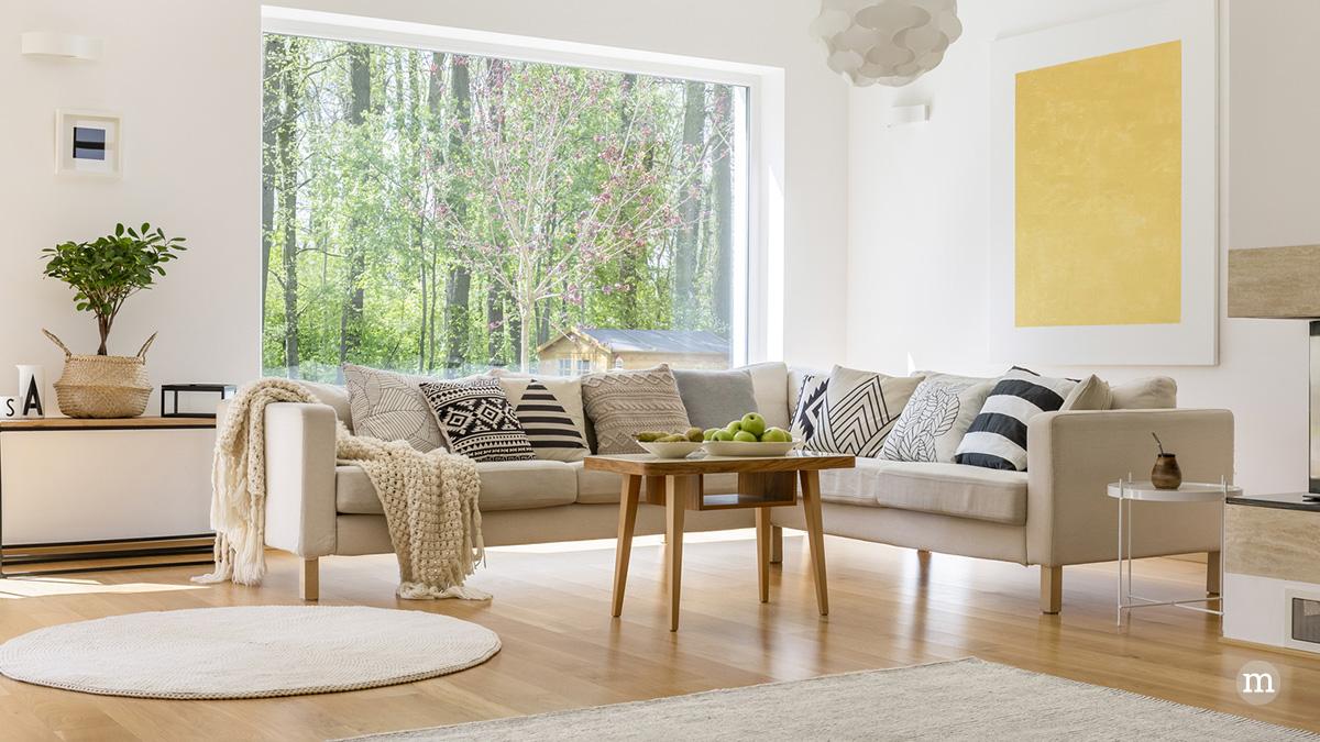 textilien f r ein gem tliches zuhause zurbr ggen magazin. Black Bedroom Furniture Sets. Home Design Ideas