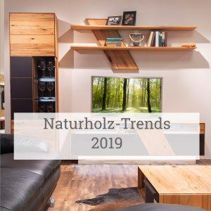 Zurück zur Natur – mit Möbeln und Accessoires aus Holz