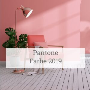 Pantone Farbe 2019
