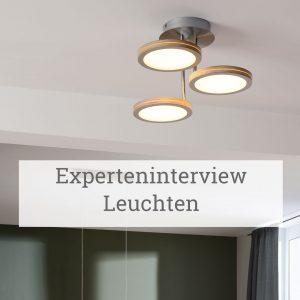 Experteninterview Leuchten