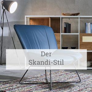 Der Skandi-Stil: modern, funktional und gemütlich
