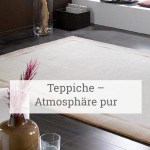 Teppiche – Atmosphäre pur