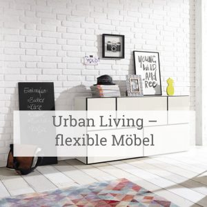 Urban Living – flexible Möbel