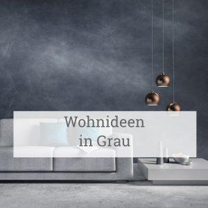 Wohnideen in Grau