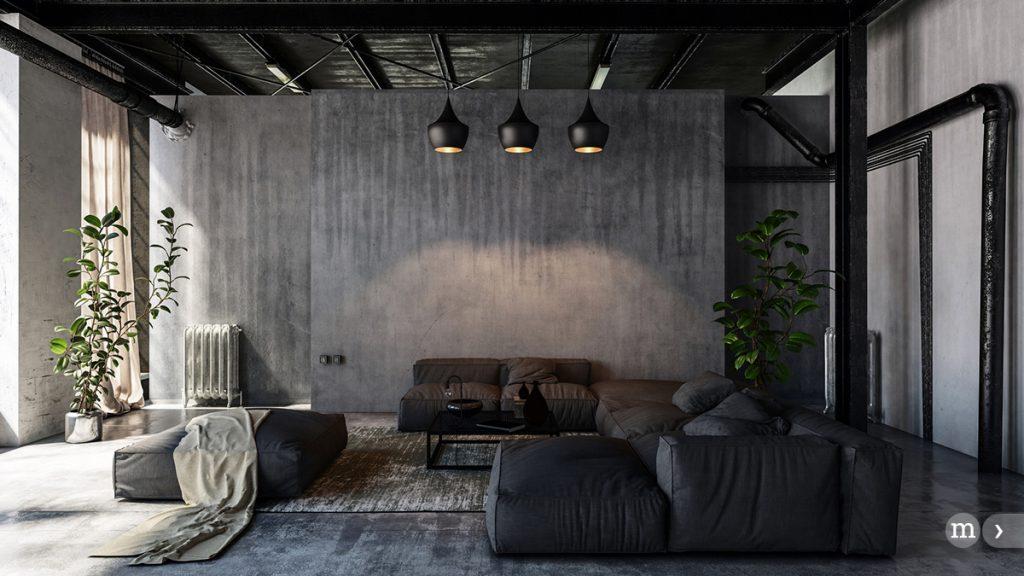 Wohnideen in grau alles andere als farblos zurbr ggen for Wohnideen magazin