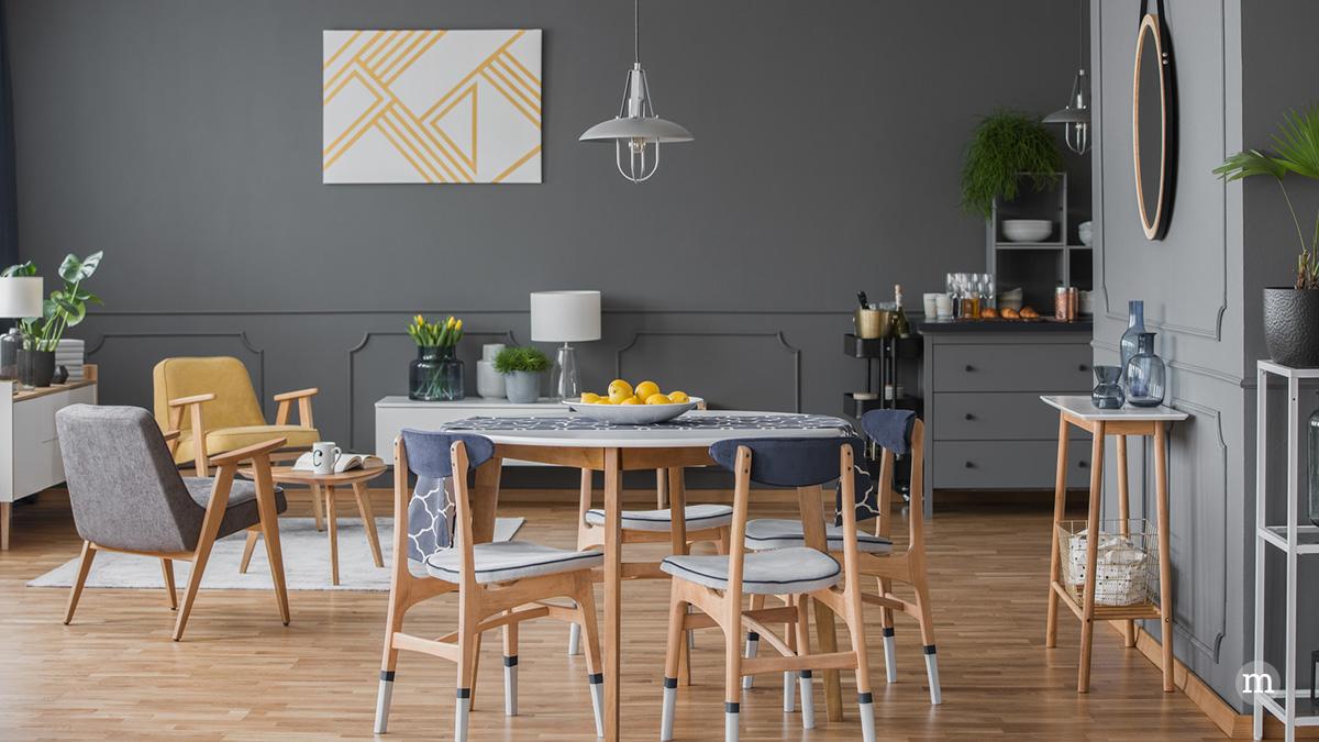 wohnideen in grau alles andere als farblos zurbr ggen magazin. Black Bedroom Furniture Sets. Home Design Ideas