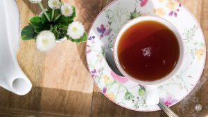 It's Tea-Time – Tee im Granny Style