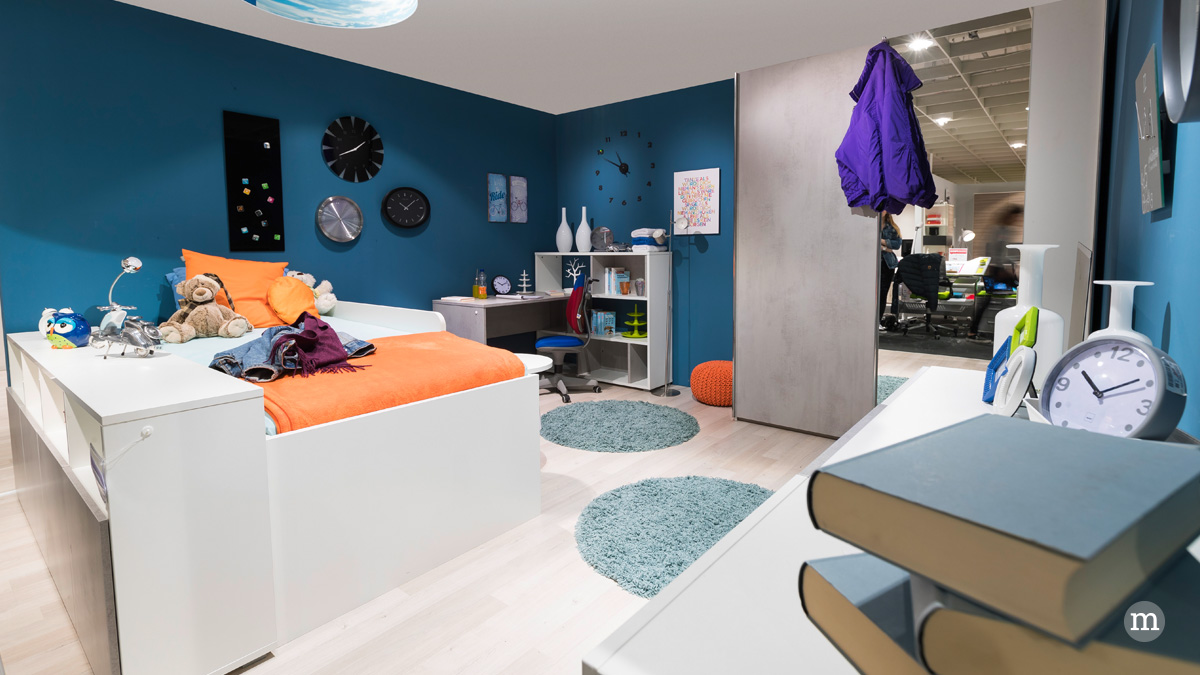 Wände und Fußboden gestalten