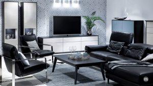 Leder betont die natürliche Eleganz von Polstermöbeln