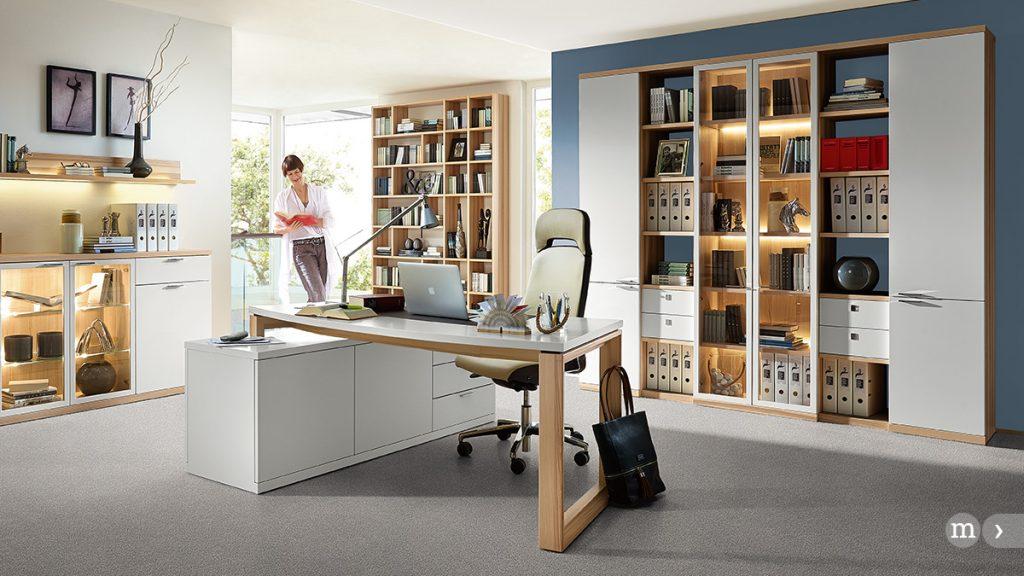 das ergonomische b ro zu hause zurbr ggen magazin. Black Bedroom Furniture Sets. Home Design Ideas