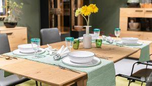 Gepflegt und entspannt tafeln