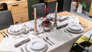 Bitte zu Tisch – aber mit Stil