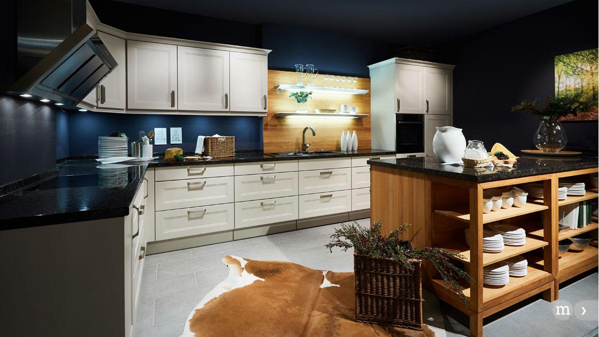 Küchen im Landhausstil  Zurbrüggen »magazin«