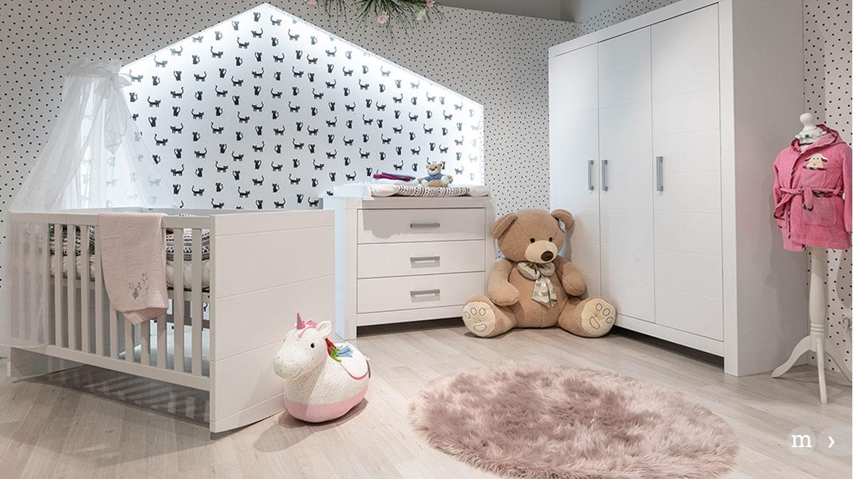 Die perfekte Ausstattung für das erste Babyzimmer